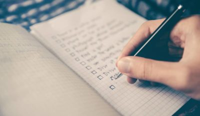 So you're taking a tour… A checklist for potential tenants